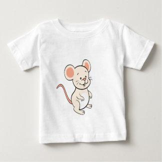Camisa del bebé del ratón