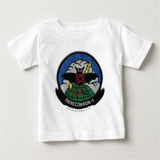 Camisa del bebé del remiendo VQ-1