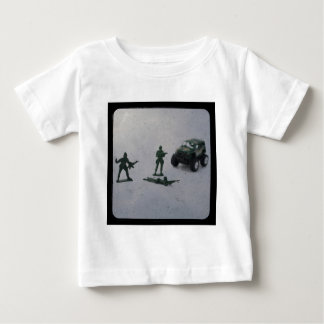 Camisa del bebé del soldado de juguete 1