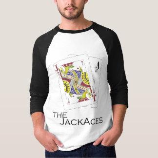 Camisa del béisbol de JackAces