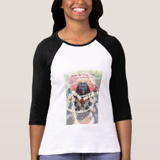 Camisa del béisbol de Kali