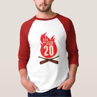 Camisa del béisbol de los hombres de BTA HOF20