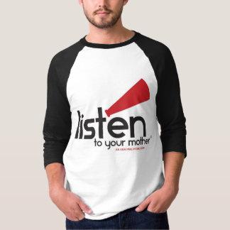 Camisa del béisbol del @LTYMShow de los hombres