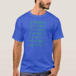Camisa del binario de Bitcoin