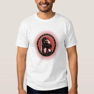 camisa del birdwoman