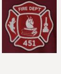 Camisa del bombero de Montag del individuo