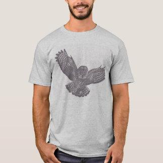 camisa del búho