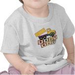 Camisa del camión del bebé