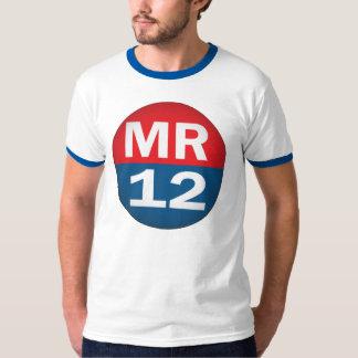 Camisa del campanero de Mitt Romney 12