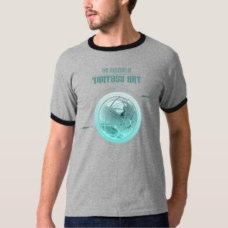 Camisa del campanero del disco de la lata