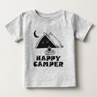 Camisa del campista contento