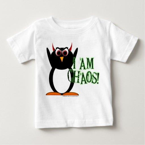 """Camisa del caos de TM """"del proyecto malvado del"""