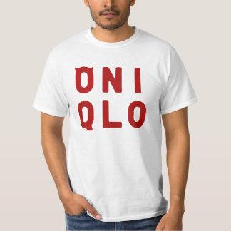 Camisa del chaval de la sangre de ONIQLO