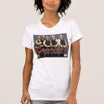 camisa del chica de los canarios