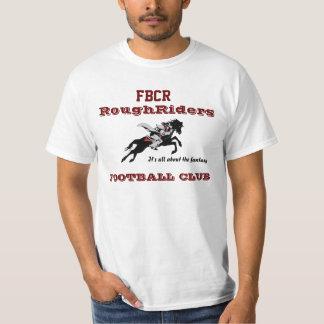 Camisa del club de RoughRider nueva