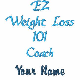 Camisa del coche de la pérdida de peso de EZ Camiseta Polo Bordada