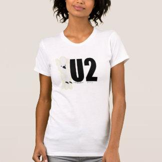 Camisa del Cockatoo del paraguas U2