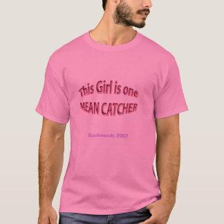 Camisa del colector del softball de los chicas,