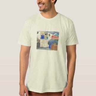 Camisa del color de agua del juguete