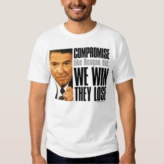 Camisa del compromiso de Reagan