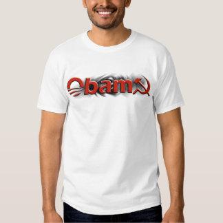 Camisa del comunista de Obama