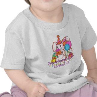 Camisa del conejito del fiesta