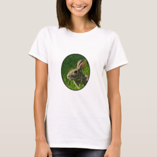 camisa del conejito del verano