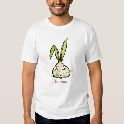 Camisa del conejo de Bunnion