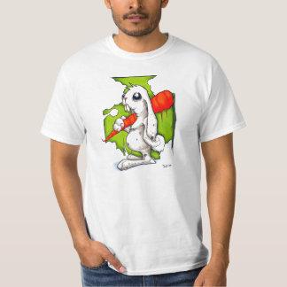 Camisa del conejo de la cueva