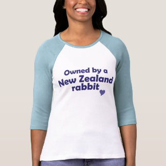 Camisa del conejo de Nueva Zelanda