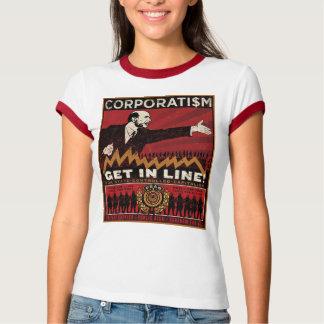 Camisa del corporatismo