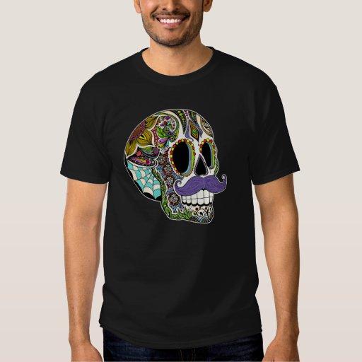 camisa del cráneo del azúcar
