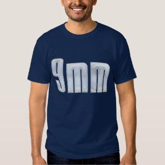 camisa del cromo de la camiseta del calibre T de