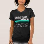 Camisa del crossfit de WODSLUT