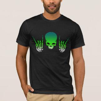 Camisa del cuerno 3 del cráneo