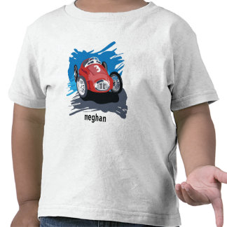 Camisa del cumpleaños - camisa del coche de