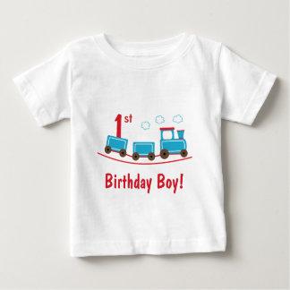 Camisa del cumpleaños del tren de Choo Choo