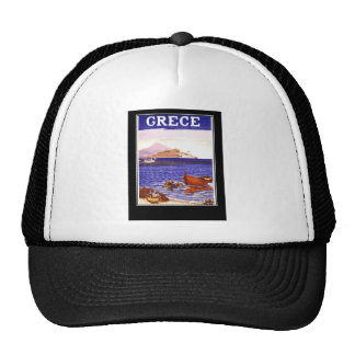 camisa del día de fiesta de las vacaciones del via gorras de camionero