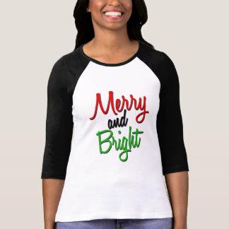 Camisa del día de fiesta del navidad de las