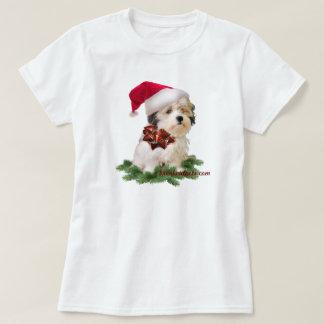 Camisa del día de fiesta del tema del mascota