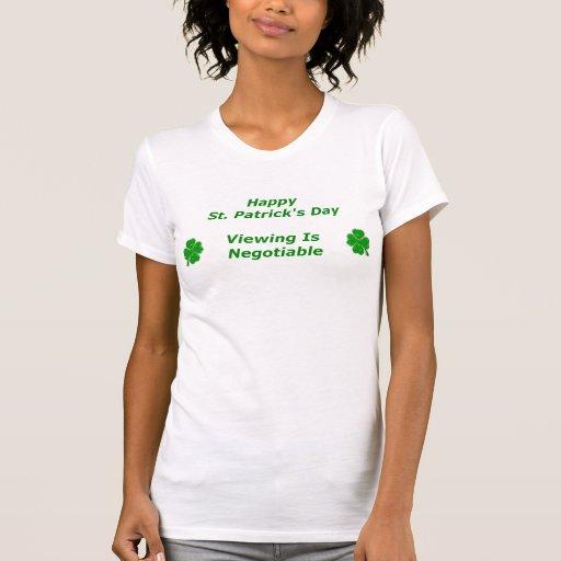 camisa del día de St Patrick