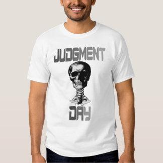 Camisa del día del Juicio Final