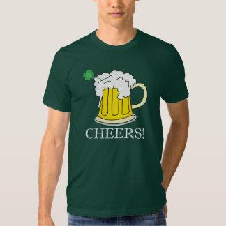 Camisa del día del St. Patty - alegrías