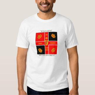 """camisa del dillon, REGIMIENTO de DILLON, """"GANSOS"""