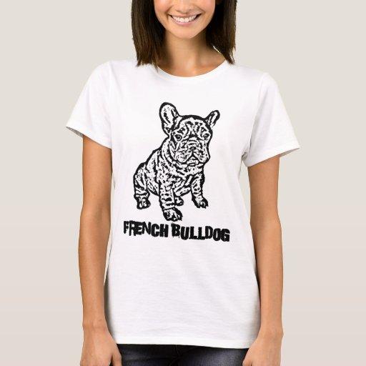 Camisa del dogo francés