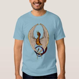 Camisa del dragón del Wyvern