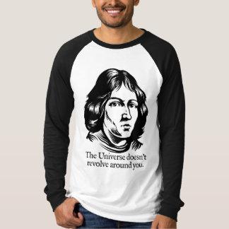 Camisa del Egocentrism de Copernicus
