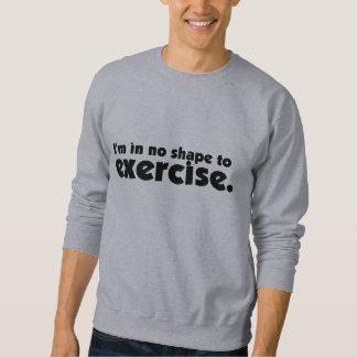 Camisa del ejercicio