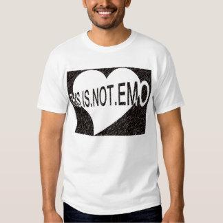 camisa del emo