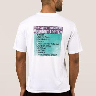 Camisa del entrenamiento de Cooville del equipo -
